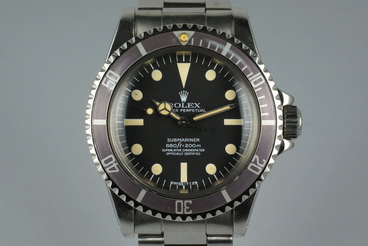 1978 Rolex Submariner 5512 photo