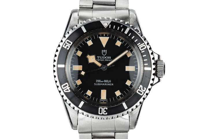 1972 Tudor Snowflake Submariner 7016/0 photo