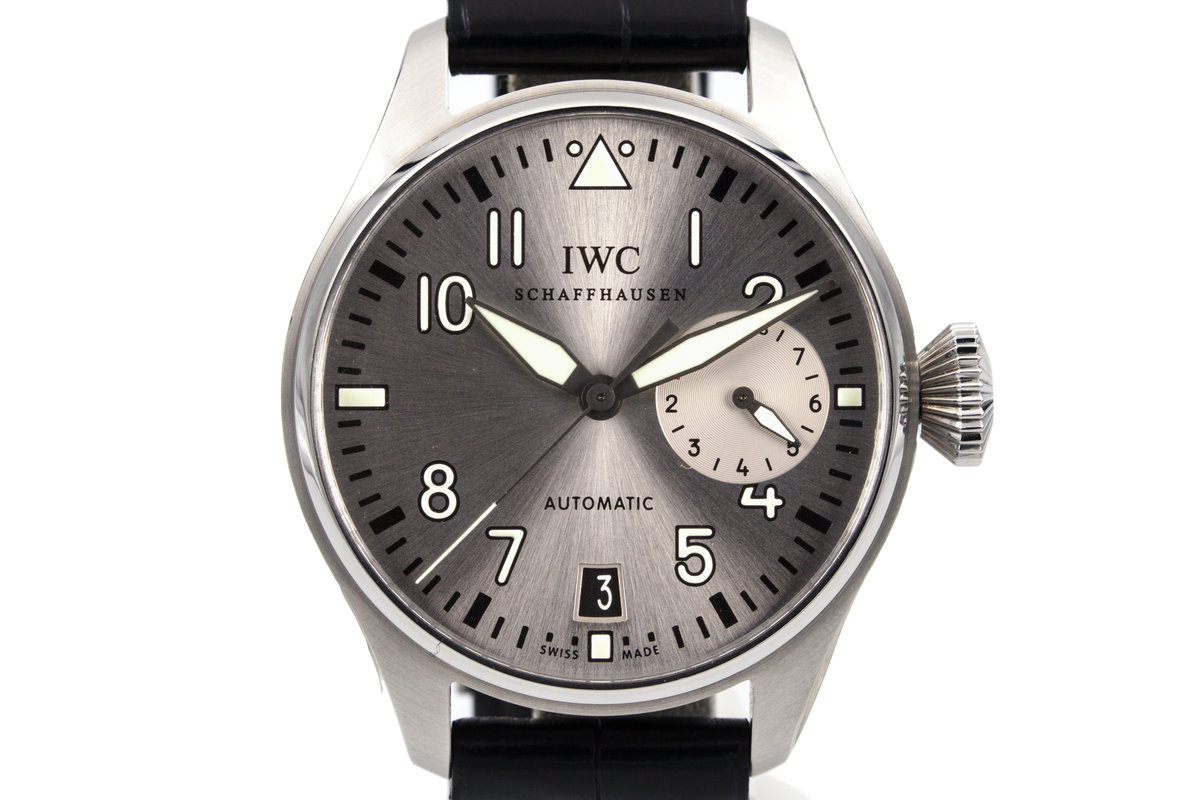 2012 IWC IW500906 with Box and Papers photo, #0