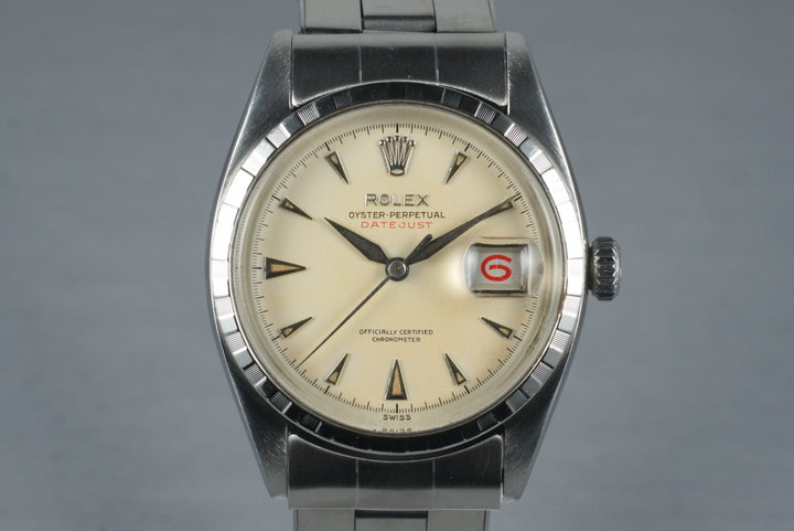 1954 Rolex Datejust 6305 2 photo