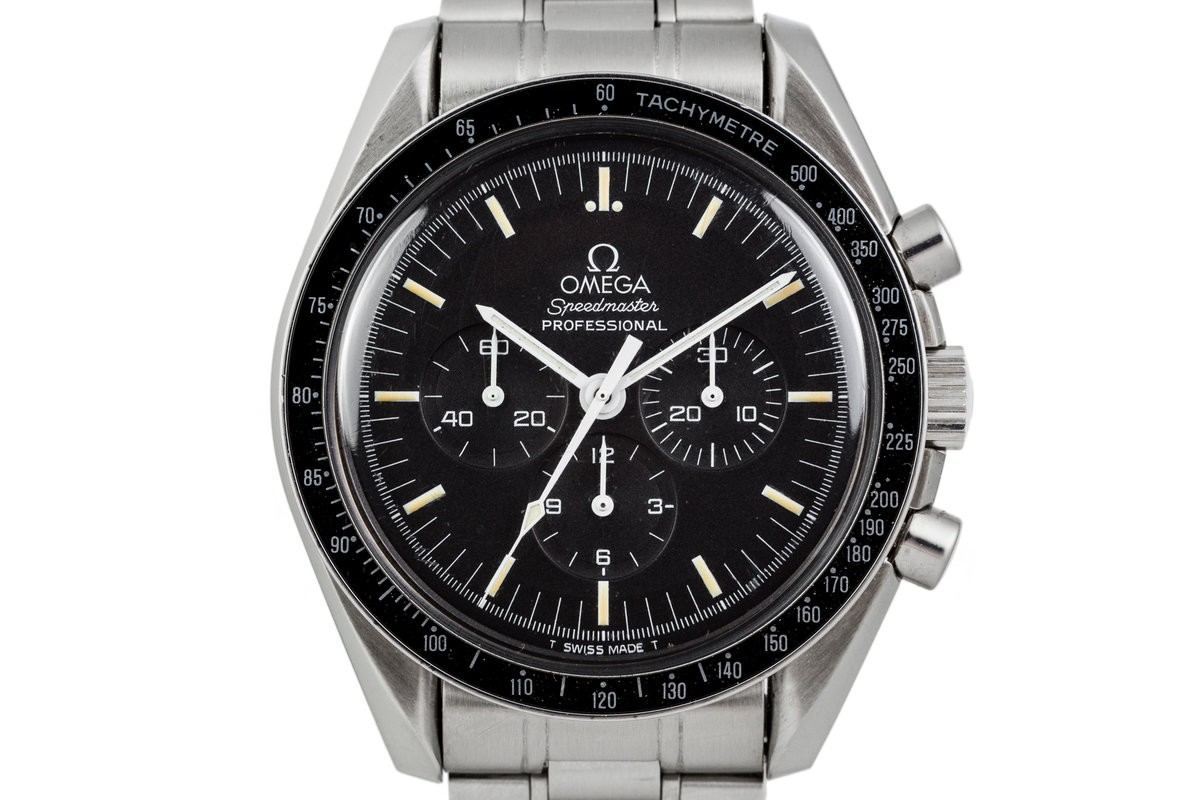 1992 Omega Speedmaster Professional photo, #0
