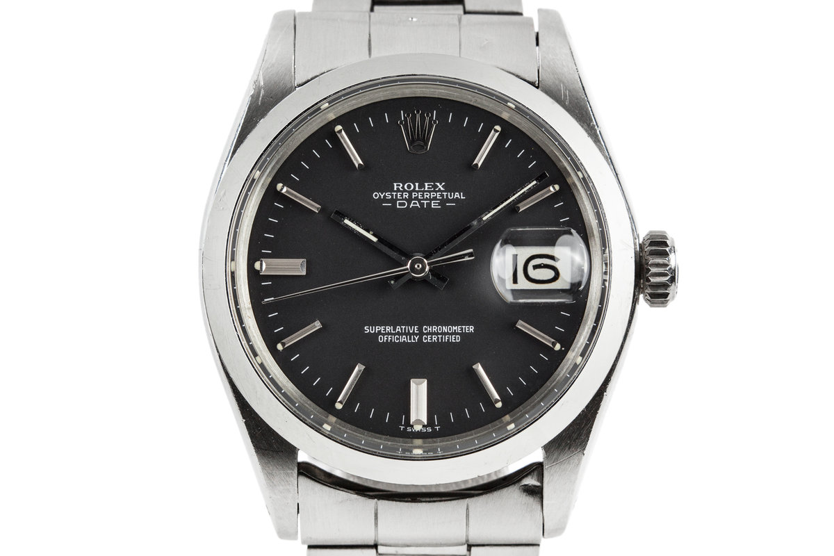 1972 Rolex Oyster Perpetual Date 1500 photo, #0