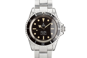 Vintage 1967 Tudor Submariner 7928/0 photo