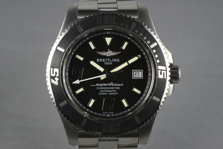 Breitling Superocean A17391 photo