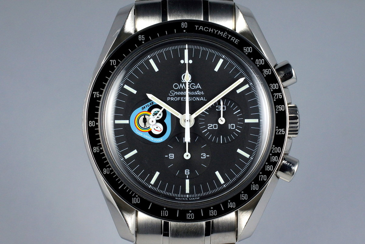 1997 Omega Speedmaster Skylab III 3597.23 Missions Series photo, #0