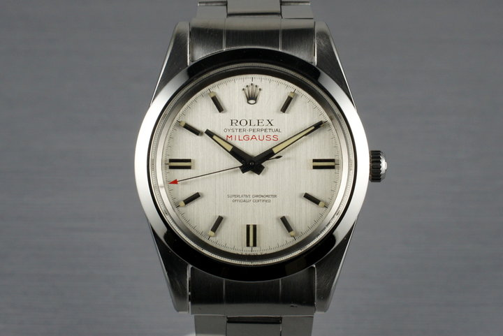 1970 Rolex Milgauss 1019 photo