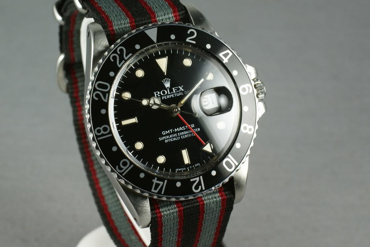 Rolex GMT 16750 $3700 photo, #0