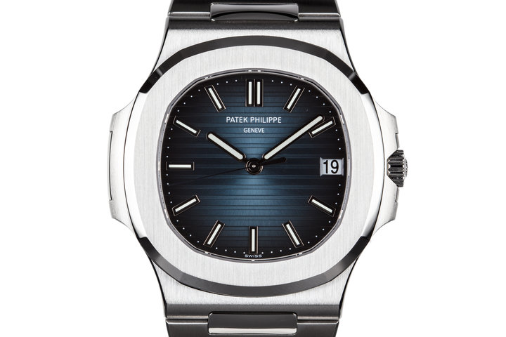 2018 Mint Patek Philippe Nautilus 5711/1A-010 with Box and Papers photo