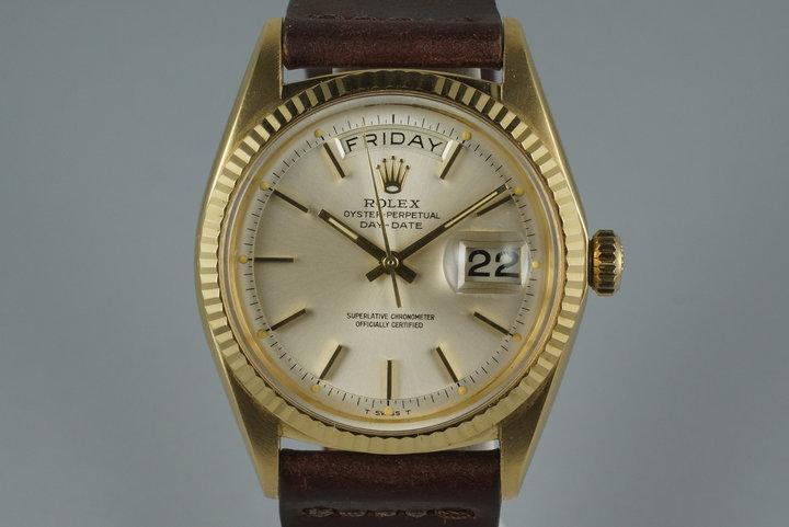 1967 Rolex YG Day-Date 1803 photo