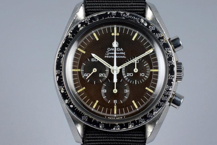 1969 Omega Speedmaster 145.022 Calibre 861 Tropical Brown Dial photo