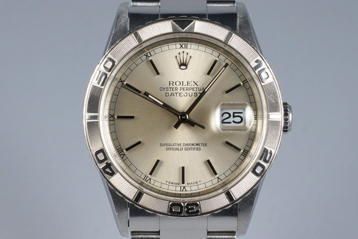 1995 Rolex DateJust 16264 Thunderbird photo