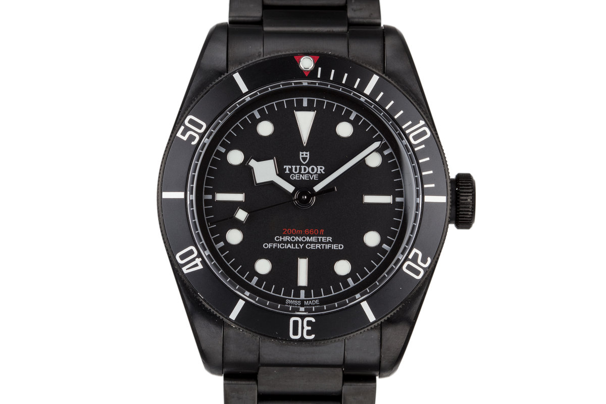 2016 Tudor Black Bay Dark 79230 with Box and Papers photo, #0