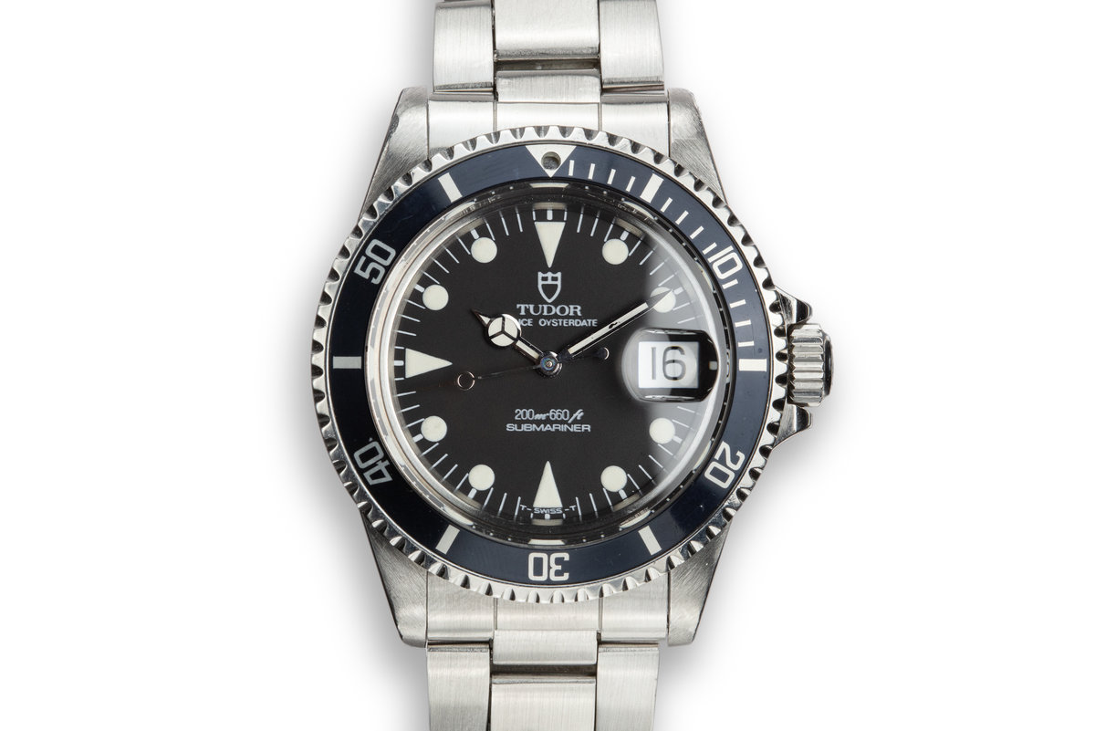1989 Tudor Submariner Prince OysterDate 79090 photo, #0