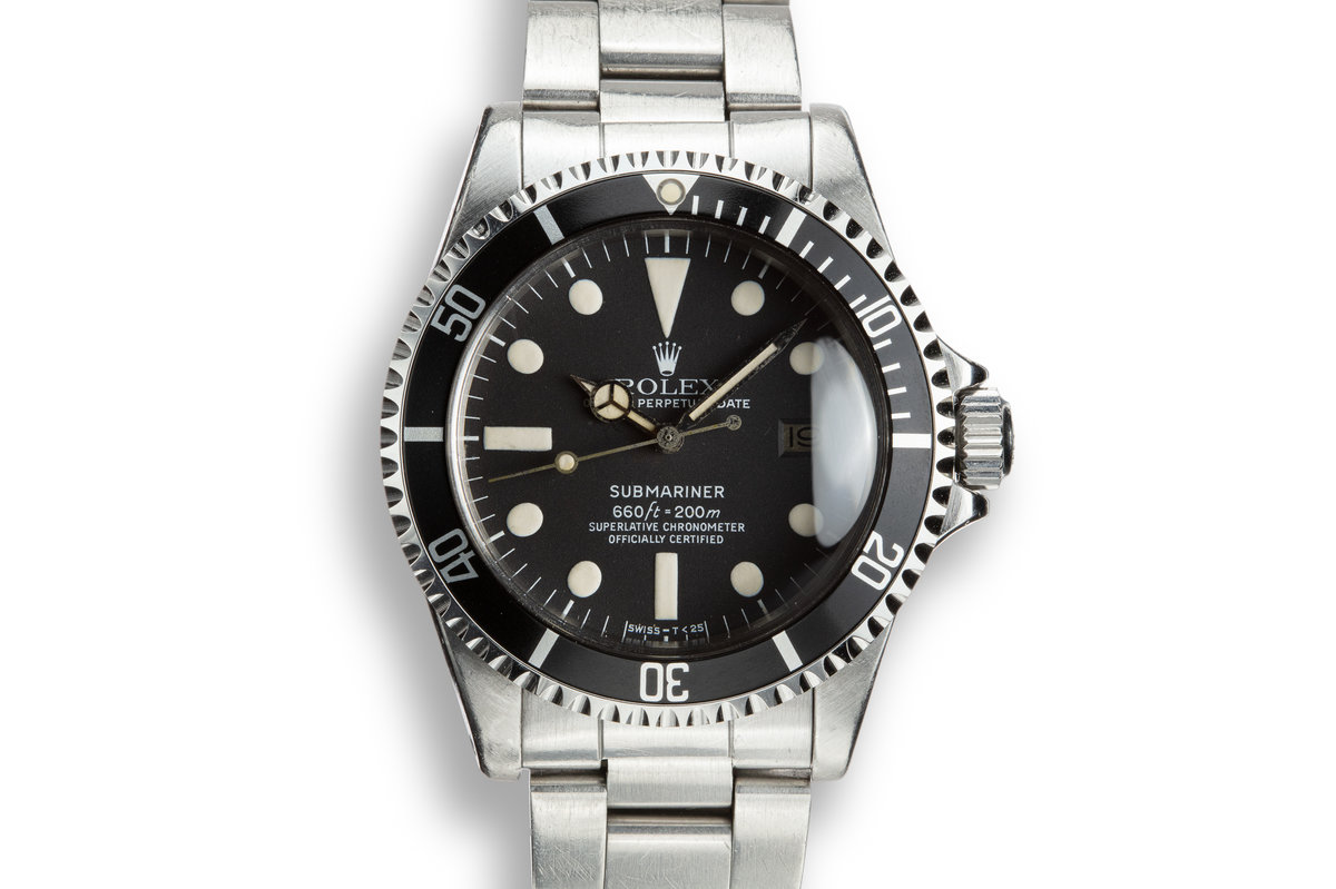1978 Rolex Submariner 1680 photo, #0