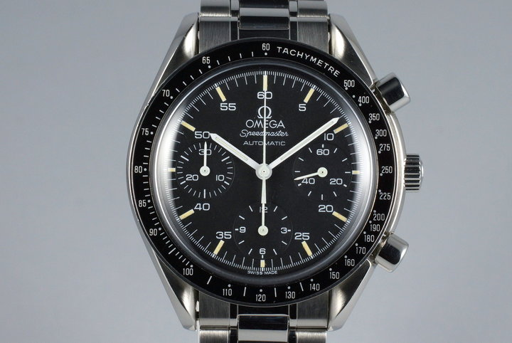 1998 Omega Speedmaster Reduced 3510.50 photo