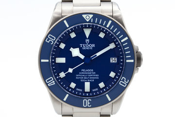 2016 Tudor Pelagos 25600 TB with Box And Papers  photo