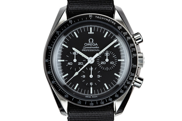 2015 Omega Speedmaster Professional 311.33.42.30.01.001 with Box photo