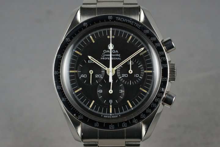 1969 Omega Speedmaster 145022 Pre-Moon with 861 Movement photo