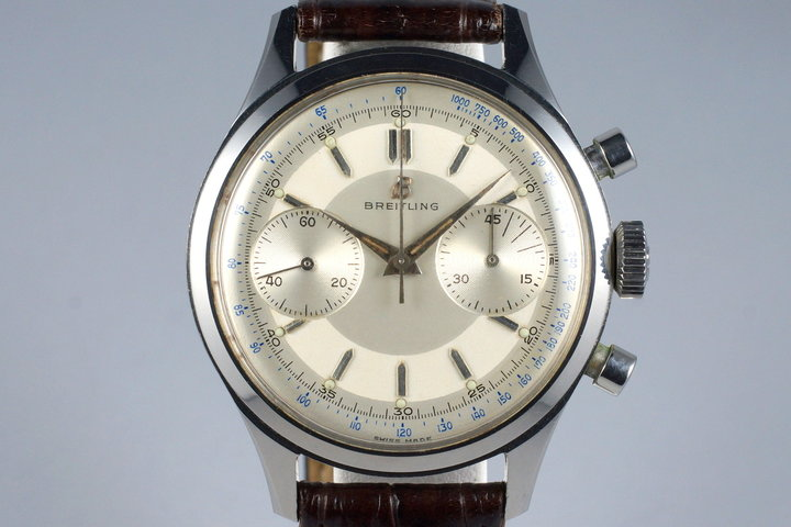 1954 Breitling 2-Register Chronograph 777 photo