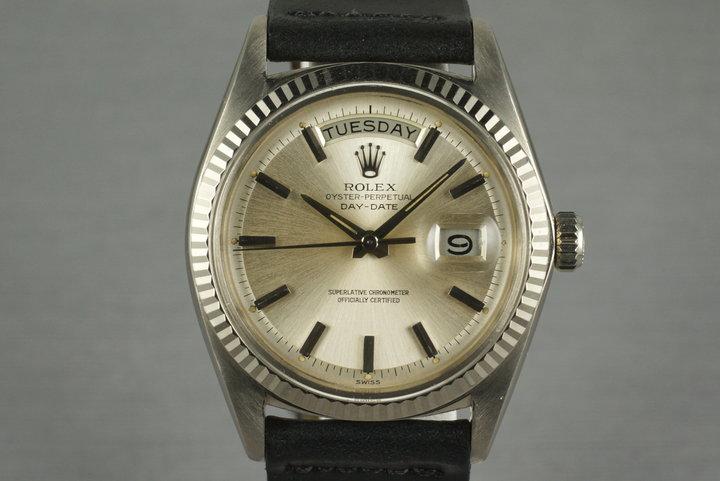 1963 Rolex WG Day-Date 1803 photo