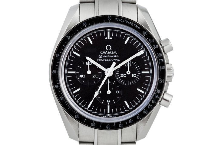 2016 Omega Speedmaster Professional 311.30.42.30.01.006 with Box and Papers photo