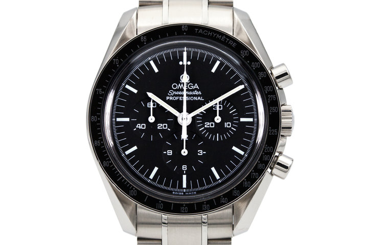 2008 Omega Speedmaster Professional 3570.50 with Box and Papers photo