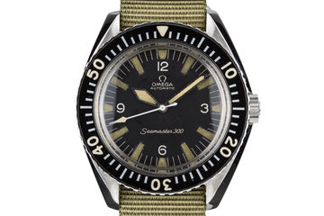 1968 Omega Seamaster 300 ST165.024 photo