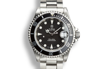 1995 Tudor Prince Date Submariner 79190 photo