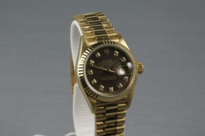 Rolex Ladies President 69138 photo
