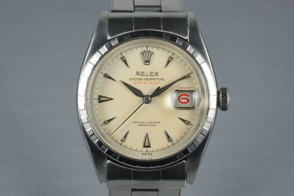 1954 Rolex Datejust 6305 2 photo, #0