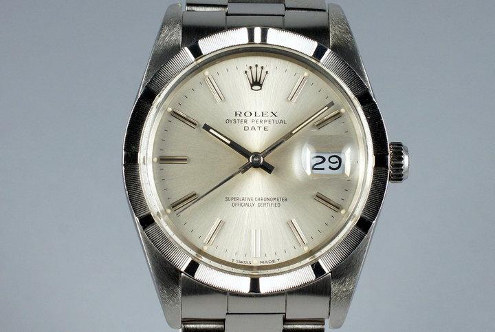1989 Rolex Date 15010 photo