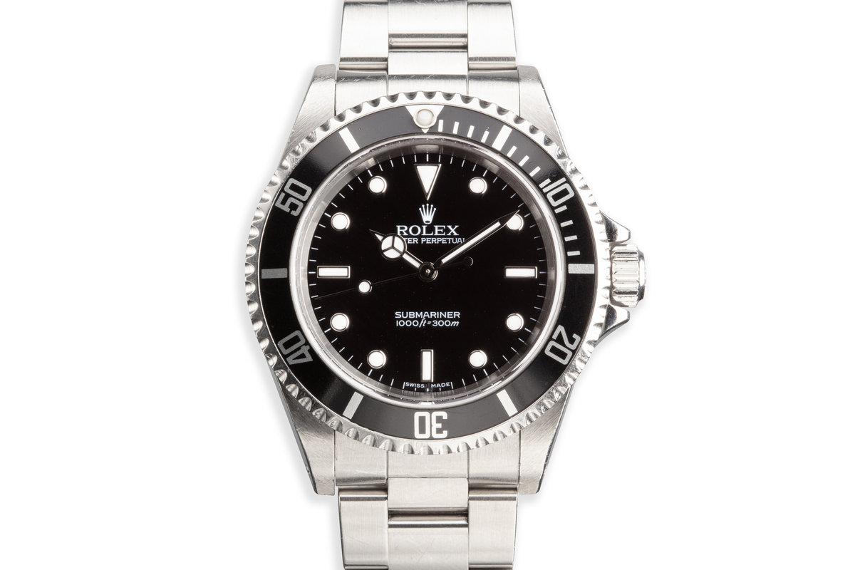 2006 Rolex 14060M Submariner photo, #0