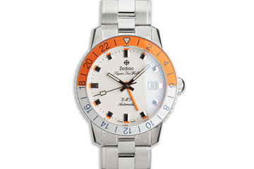 The Zodiac Super Sea Wolf GMT Limited Edition photo