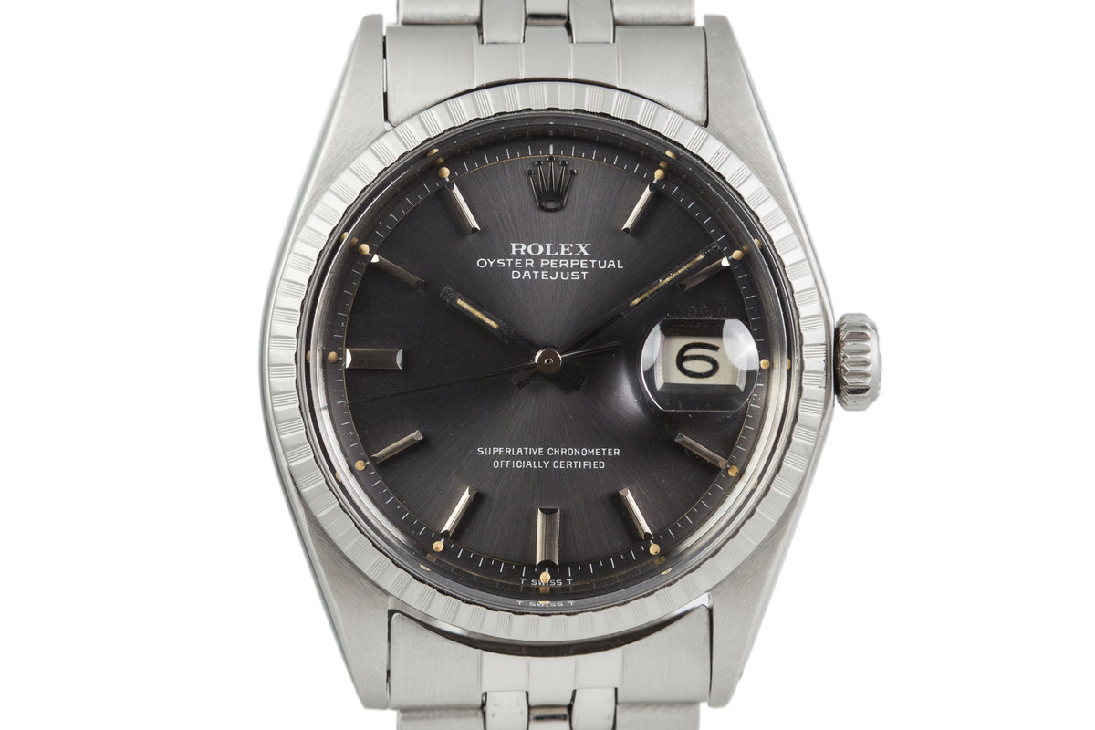 1966 Rolex DateJust 1601 with Gray Dial photo, #0
