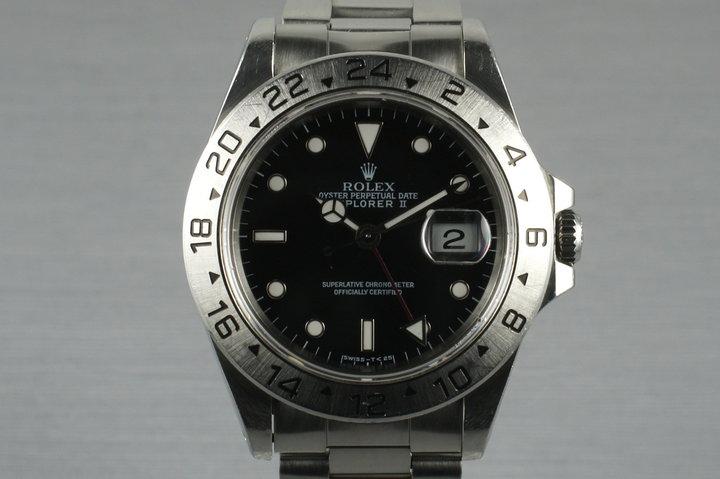 1995 Rolex Explorer II 16570 photo