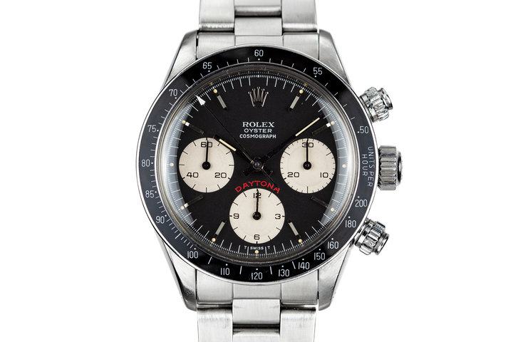 1985 Rolex Daytona 6263 Black Dial photo
