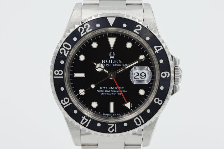 1995 Rolex GMT Master 16700  photo
