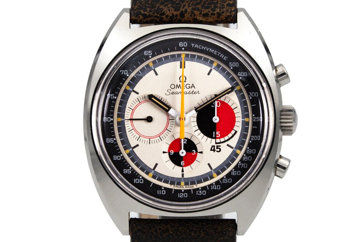 1967 Omega Seamaster 145.020 White Soccer Dial photo, #0