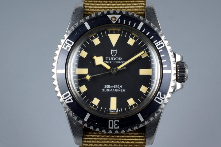 1981 Tudor Submariner 94010 Snowflake photo