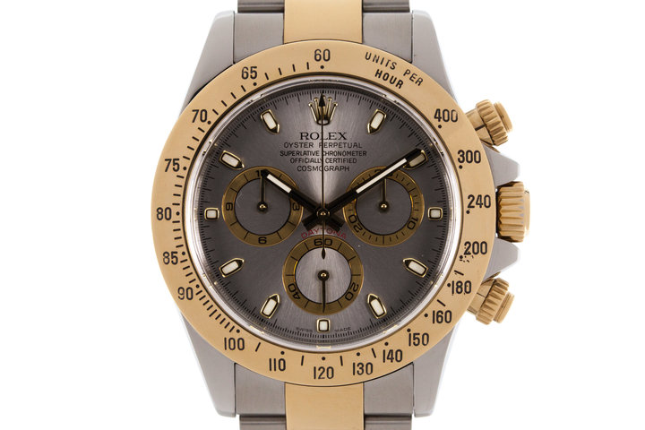 2006 Rolex Two Tone Daytona 116523 photo