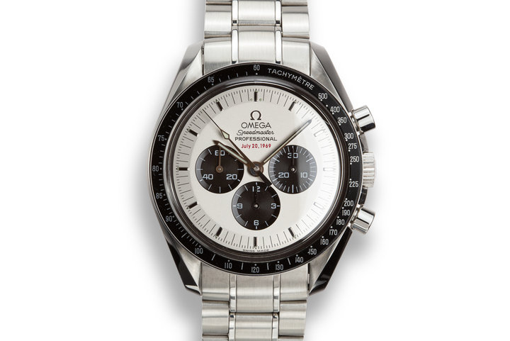 2004 Omega Speedmaster Professional Apollo 11 35th Anniversary 3569.31.00 photo