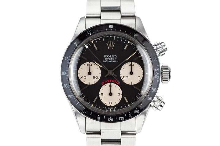 1980 Rolex Daytona 6263 with Box and Service Papers photo
