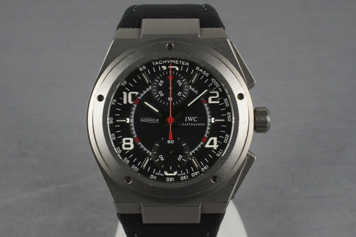 IWC Ingenieur Chronograph AMG IW372504 photo