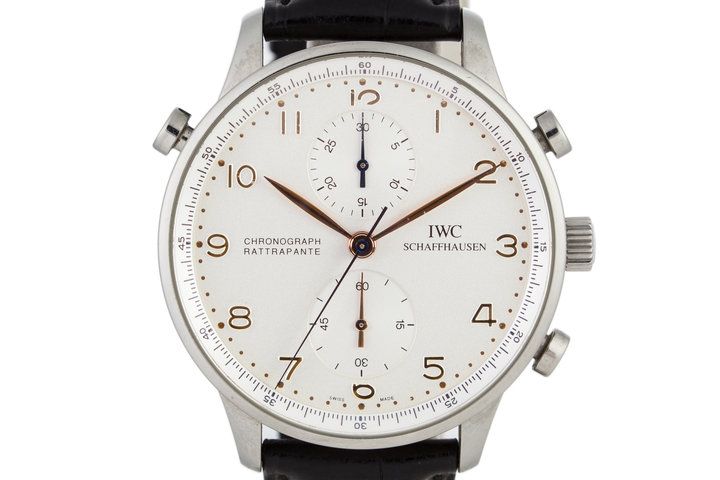 IWC Portuguese CollectionSplit Second Rattrapante Chronograph photo