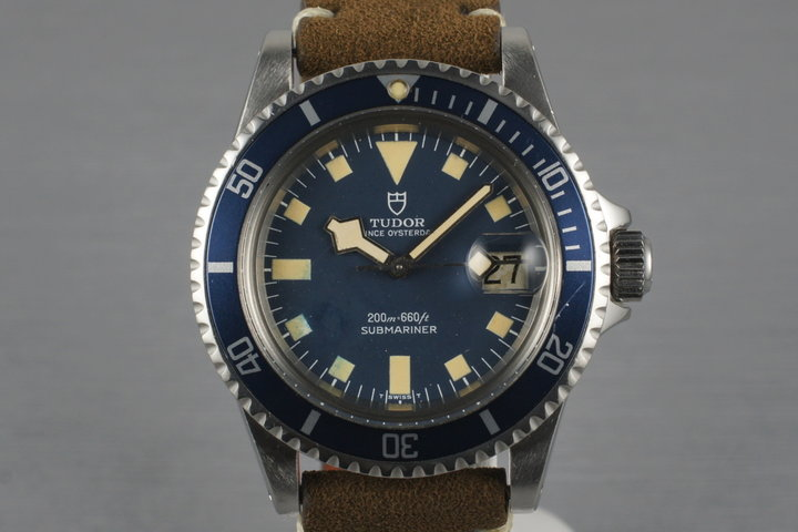 1976 Tudor Submariner 94110 Snowflake photo