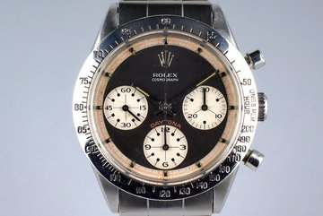 1969 Rolex Daytona 6239 with Black 3 Color Paul Newman Dial photo
