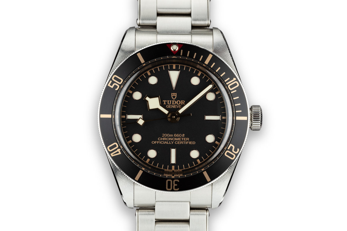 2018 Tudor Black Bay 58 79030N with Box and Papers photo, #0