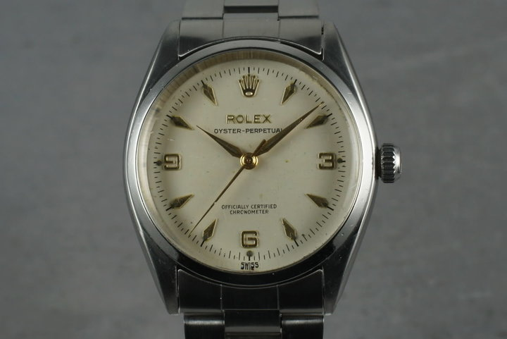 1955 Rolex Oyster Perpetual 6564 photo