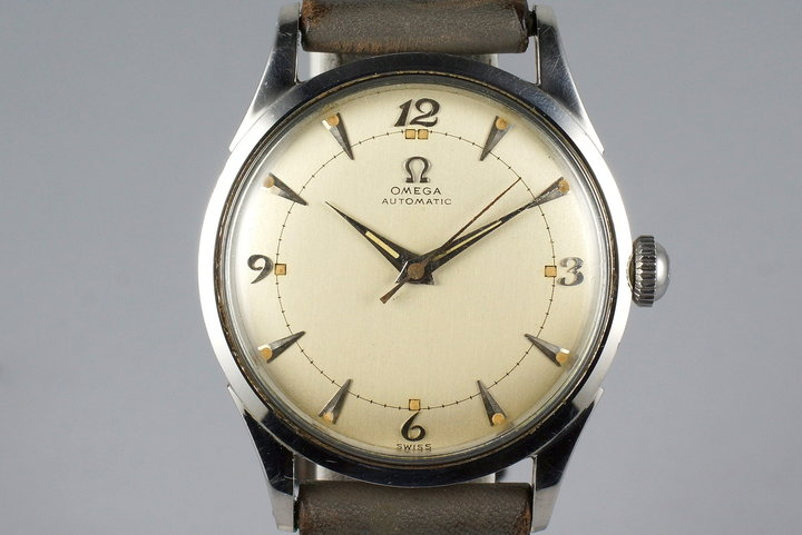 1950's Omega 2635-3 Calibre 351 owned by the former president of GM photo