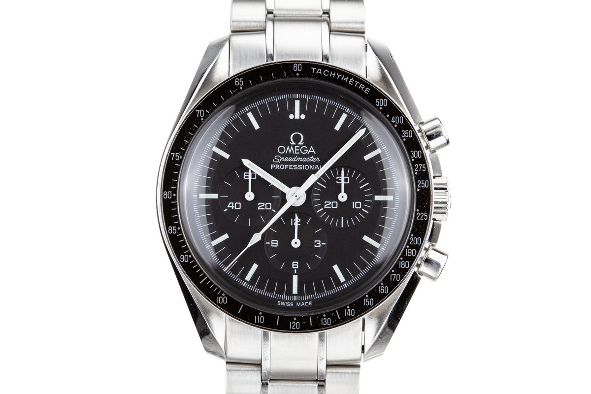 2000 Omega Speedmaster Professional 3570.50 with Cards photo, #0